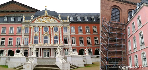 Bishops Residence in Trier, Germany