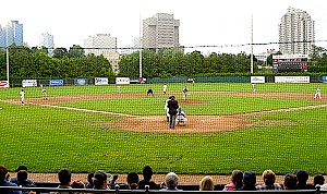 Labatt Park in London, Canada