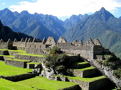 The Lost City of the Incas, Machu Pichhu