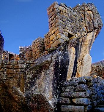 The Temple of the Condor, Machu Picchu