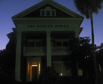The Boston House, Fort Pierce, Florida