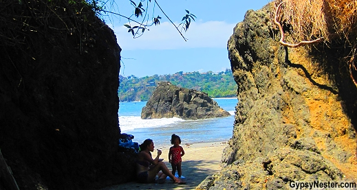 Beautiful Manuel Antonio National Park in Costa Rica