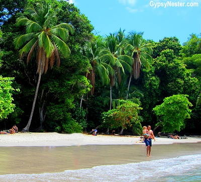 Beautiful Manuel Antonio National Park In Costa Rica