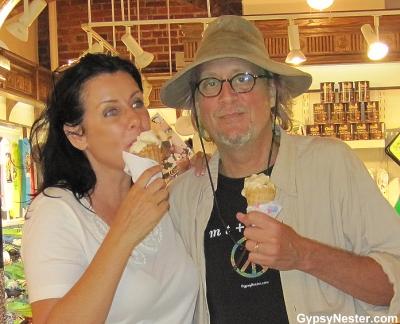 Cow's Ice Cream, Charlottetown, Prince Edward Island