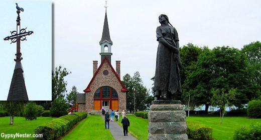 Grand-Pre National Historic Site in Nova Scotia