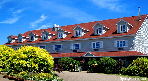 Stanley Bridge Resort in Prince Edward Island, Canada