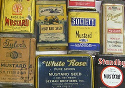 The Mustard Museum in Mt. Horab, WI
