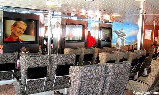 Marine Atlantic's ferry to Newfoundland