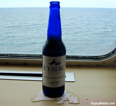 Beer made from icebergs in Newfoundland
