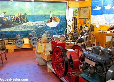 The Prime Berth Interpretative Fishing Center, Twillingate, Newfoundland, Canada
