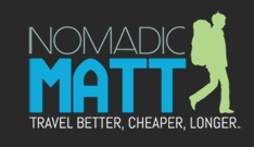 Thanks Nomadic Matt!