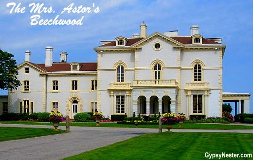 The Mrs. Astor's Beechwood in Newport, Rhode Island