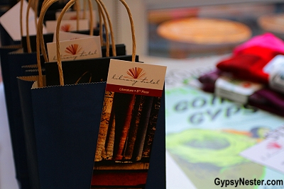 The Going Gypsy book release party on the rooftop of the Library Hotel in NYC http://www.goinggypsybook.com
