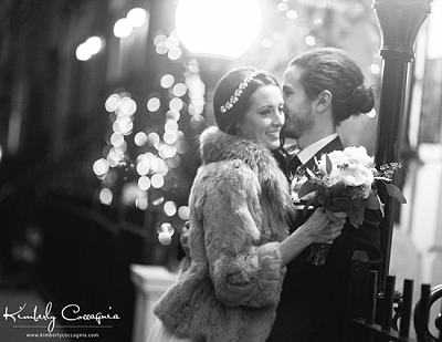 The Piglet and Frenchie get married in NYC!