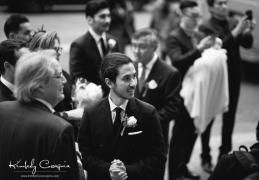 David and Frenchie at The Piglet's NYC City Hall Wedding