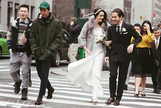 The Piglet and Frenchie get married! GypsyNester.com