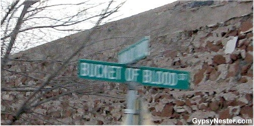 Bucket Of Blood Street
