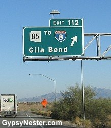Gila Bend, Arizona