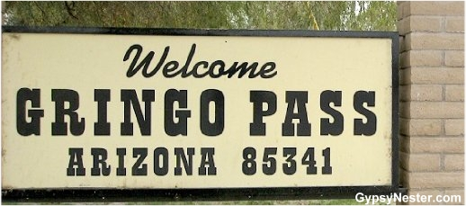 Gringo Pass, Arizona