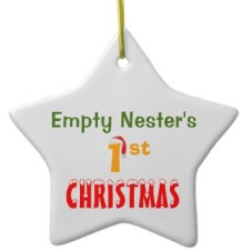 Empty Nester's First Christmas