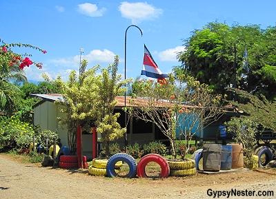 Anita Primary School near Quepos, Costa Rica