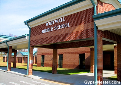 Whitwell Middle School. Students here collected paper clips to remember the Holocaust victims