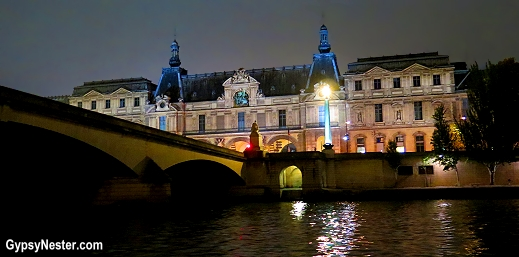 Seine River Dinner Cruise in Paris, France