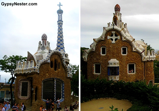Visit the Fantastical Park Güell in Barcelona Spain!