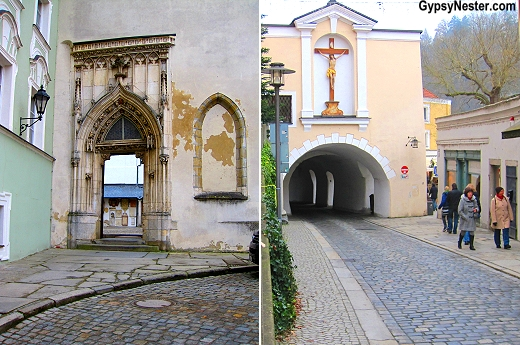 Arches of Passau, Germany