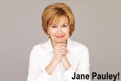 Jane Pauley!