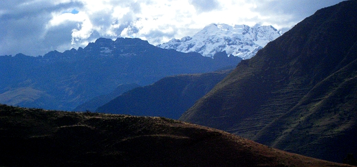 The Sacred Valley of the Incas, Peru