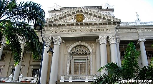 Guayaquil, Ecuador's Central Bank