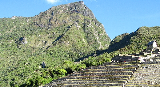 Machu Picchu (old mountain)