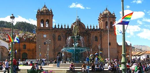 Cathedral of Santo Domingo, Cusco, Peru