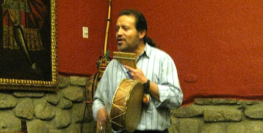 Pervian Musical Instruments