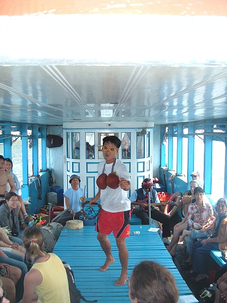 Nha Trang Cruise Tour by Ted of Traveling Ted
