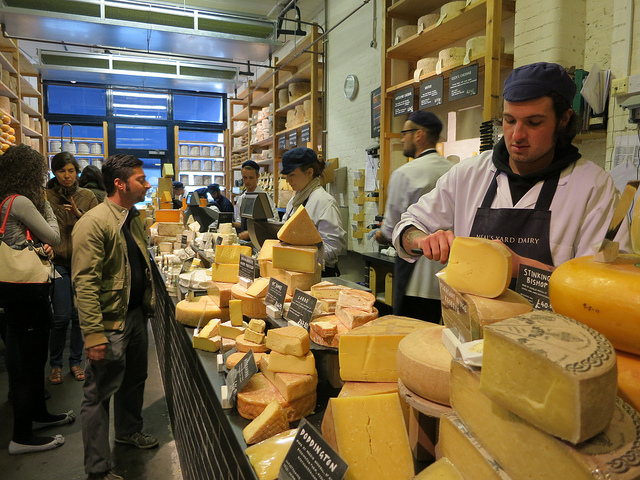 Cheese Shop by 2foodtrippers
