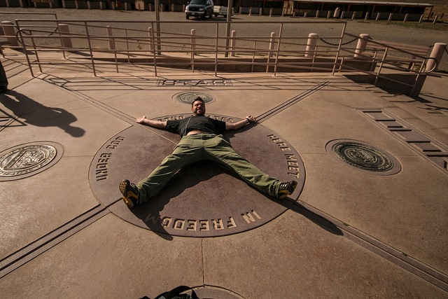 Four Corners by The World is Our District