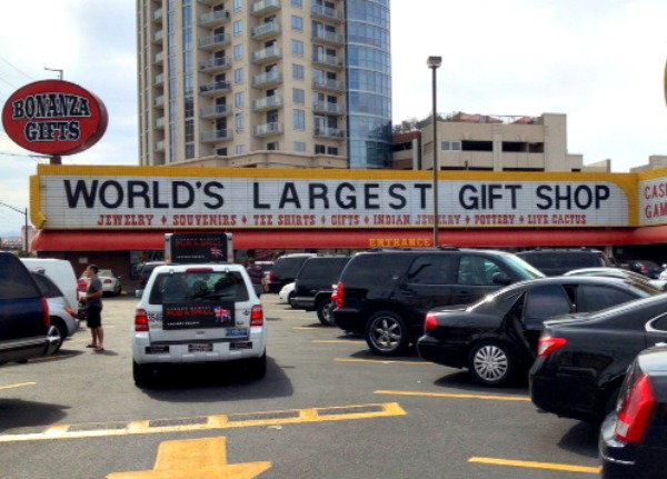 World's biggest gift shop by No Place to Be