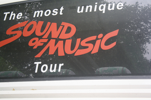 Salzburg's Sound of Music Bus by Somewhere or Bust