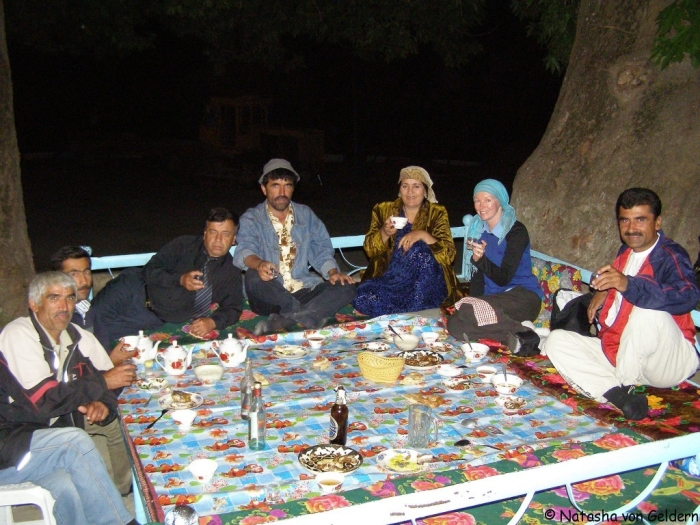 Toasting in Tajikistan by Natasha of World Wandering Kiwi