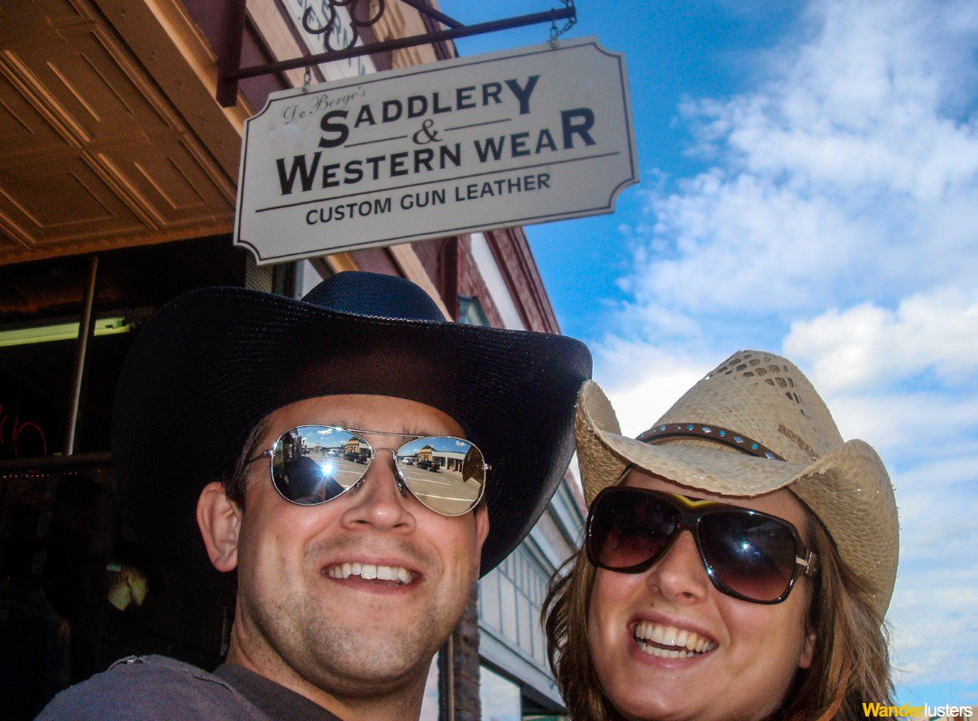 Western Cheesy from Wanderlusters