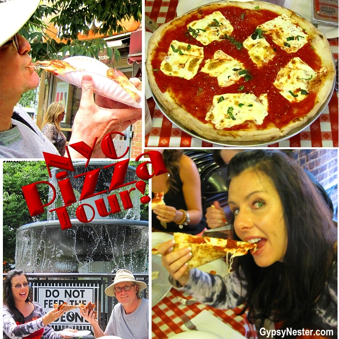 NYC pizza tours