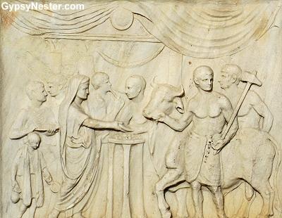 Pompeii life