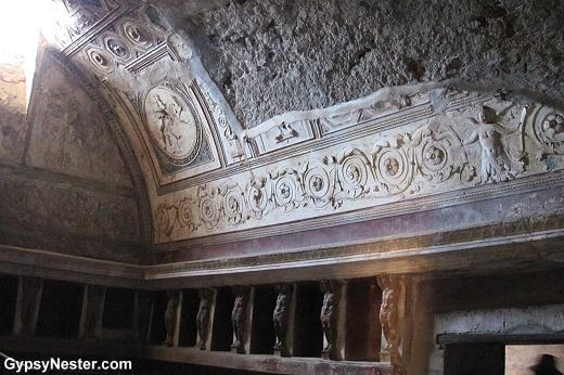 The Forum Bath of Pompeii