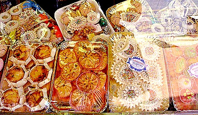 Wedding Cookies in Porto Torres, Sardinia