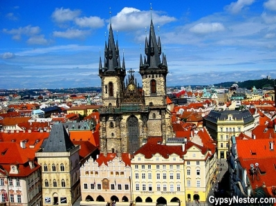 Beautiful Prague, Czech Republic
