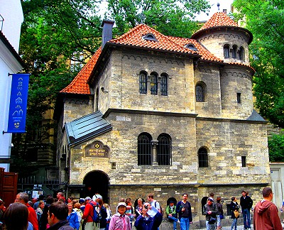 Jewish Quarter, Prague, Czech Republic