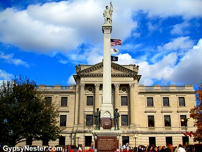 The Sycamore, Illinois Courthouse