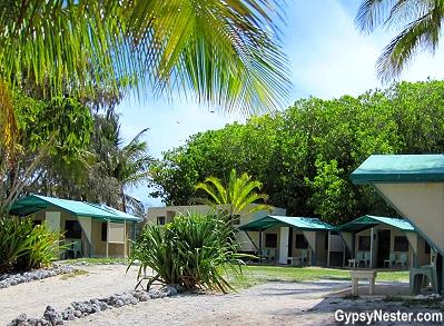 Lady Elliot Island Eco Resort in Queensland, Australia